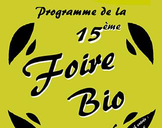Foire Bio 2010