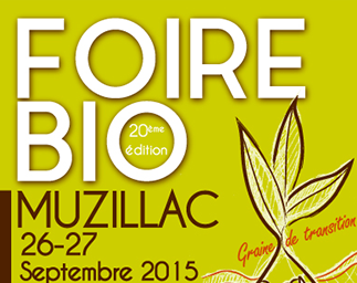 Foire Bio 2015
