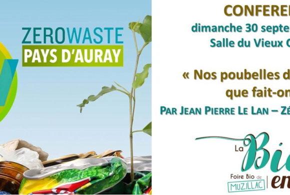 Réduire nos déchets ??? Parlons en….