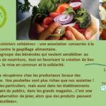 «Les Cuisiniers Solidaires» seront à La Bio en Fête de Muzillac….