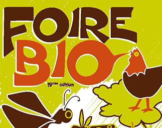 Foire Bio 2014