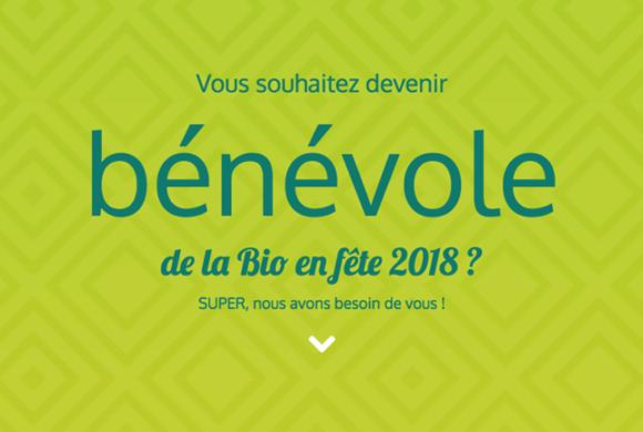 Pourquoi être bénévole à La Bio en Fête ?