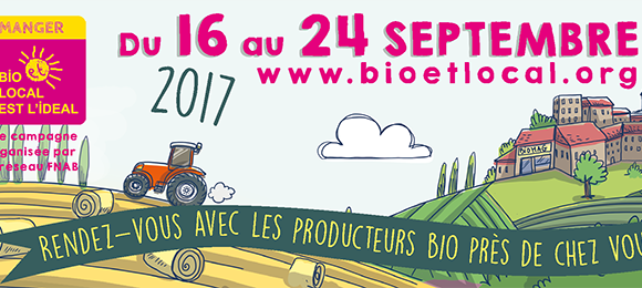 Semaine du Bio & Local en Morbihan