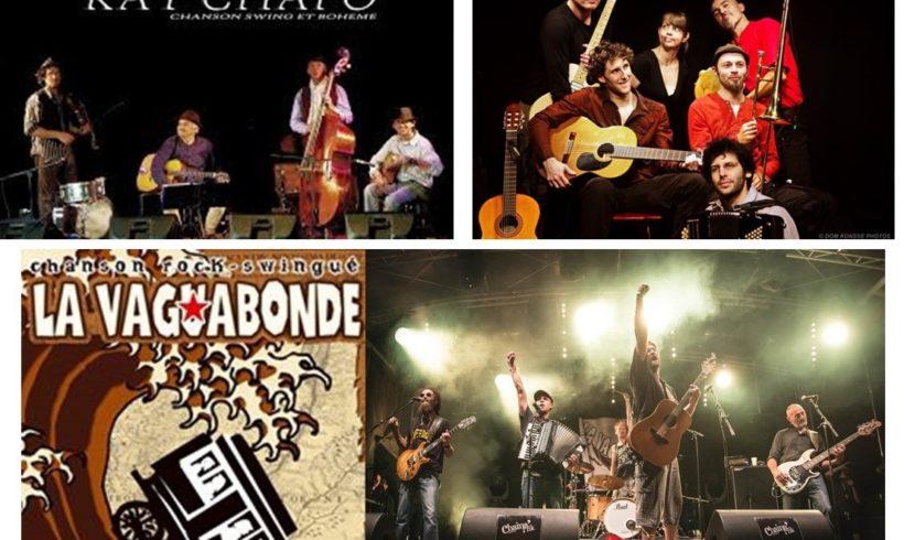 Concerts gratuits à La Bio en Fête de Muzillac – samedi 29 septembre