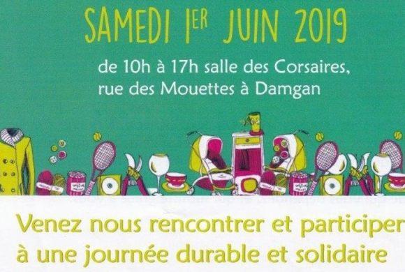 Action pour «Semaine européenne du développement durable» (30 mai/5 juin)