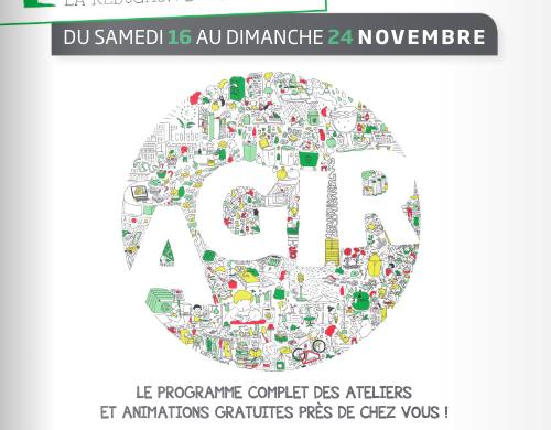 AGIR : Le programme complet des ateliers et animations gratuites près de chez vous