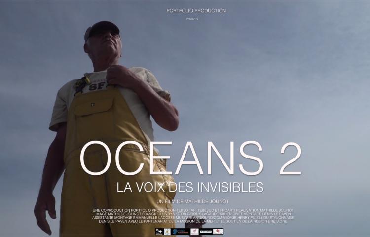 Ciné-débat : «Océans 2, la voix des invisibles» avec Mathilde Jounot