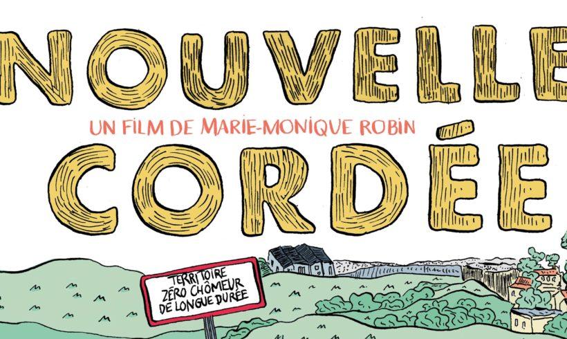 Nouvelle cordée avec Marie-Monique ROBIN